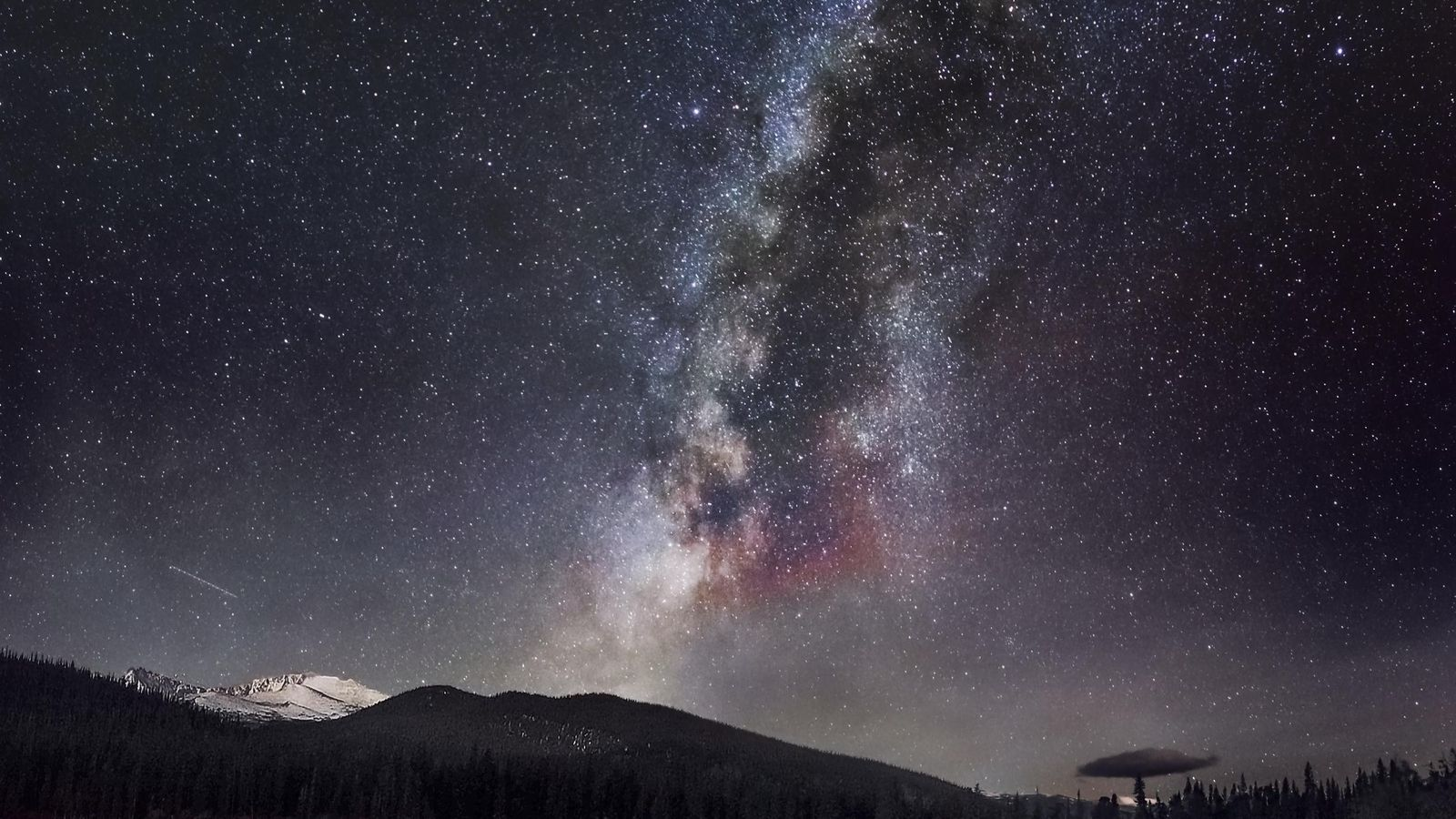 Credit: Milky Way over Colorado - Max and Dee Bernt - CC BY